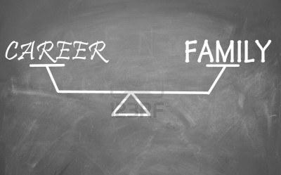 Hidup untuk bekerja atau hidup untuk keluarga