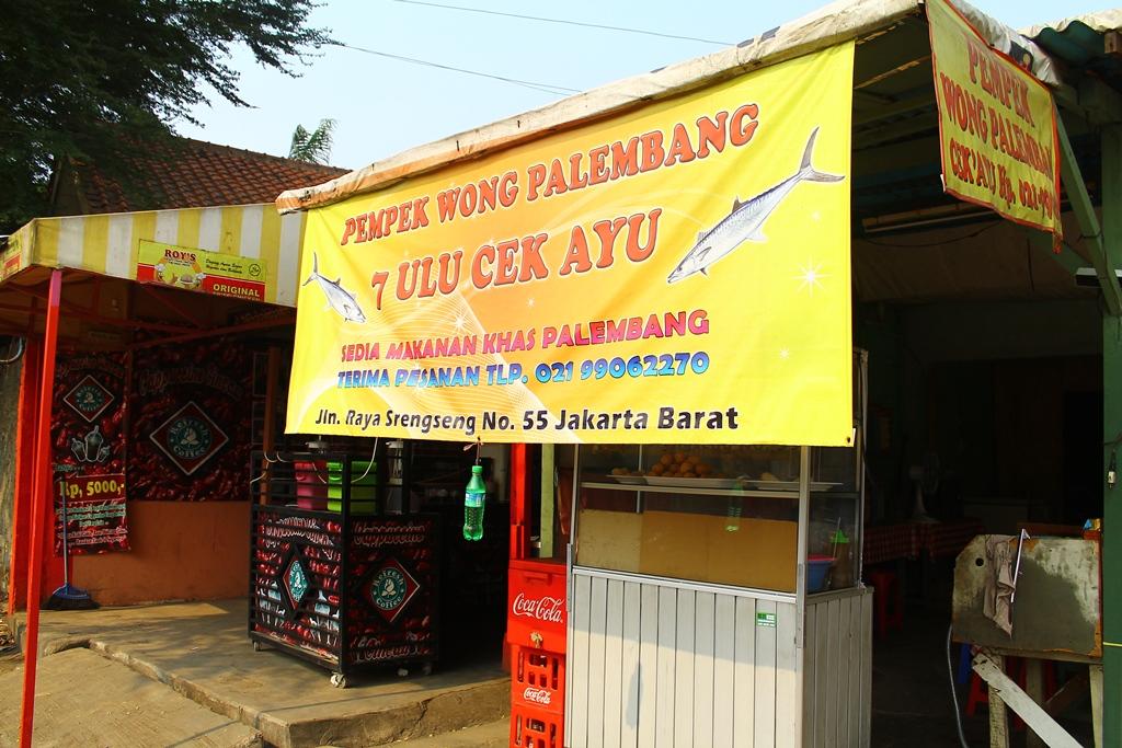 Pempek Palembang di Jakarta