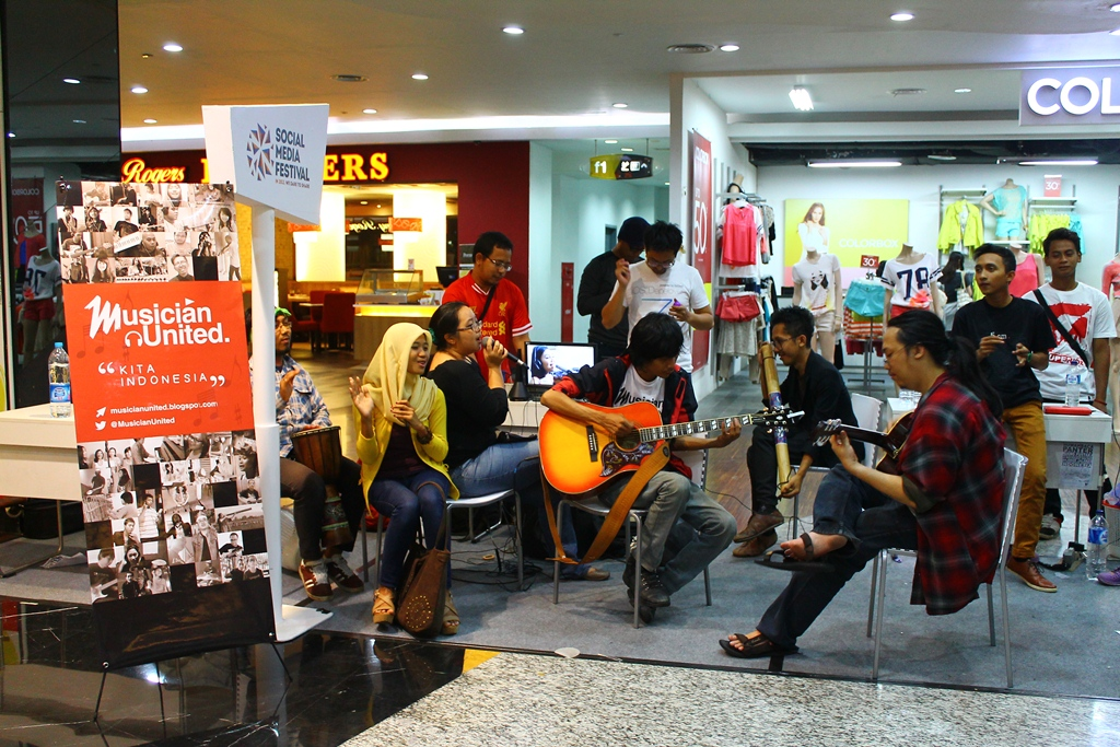 Music Performance di Booth Musician United