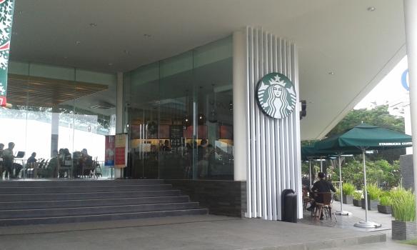 Starbuck Citra 6 Cengkareng