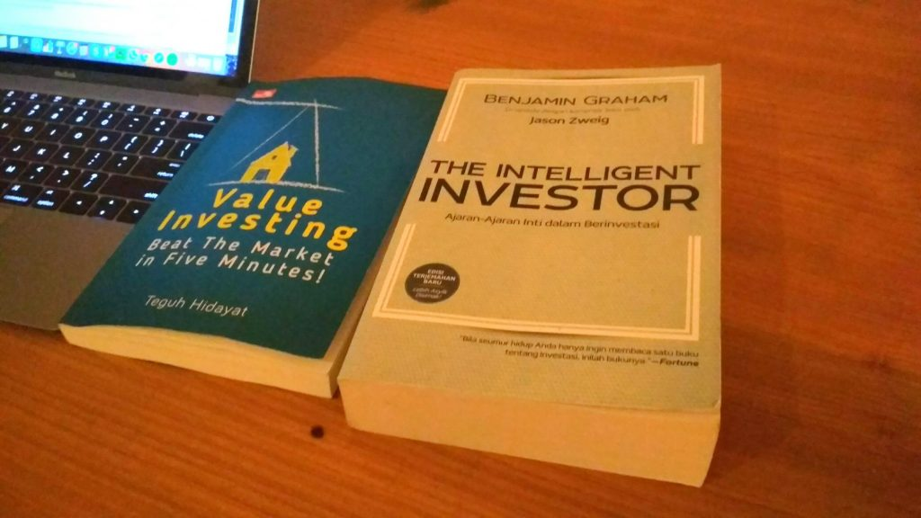 Rekomendasi Buku Belajar Value Investing